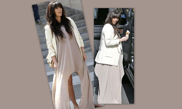 Kim Kardashian: Ένα παγωτάκι για τη λιγούρα!