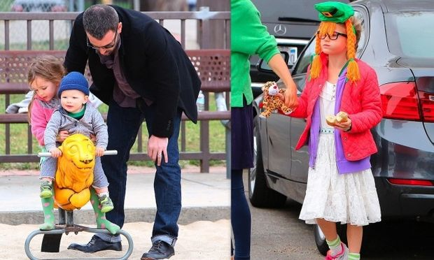 Απόκριες εμείς; Αγίου Πατρικίου οι σταρ του Χόλιγουντ! Τι ντύθηκαν τα παιδιά των Affleck-Garner;