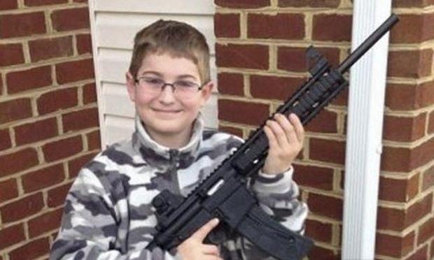 Έβαλε αυτήν την φωτογραφία στο face του και ο γείτονας φώναξε την αστυνομία