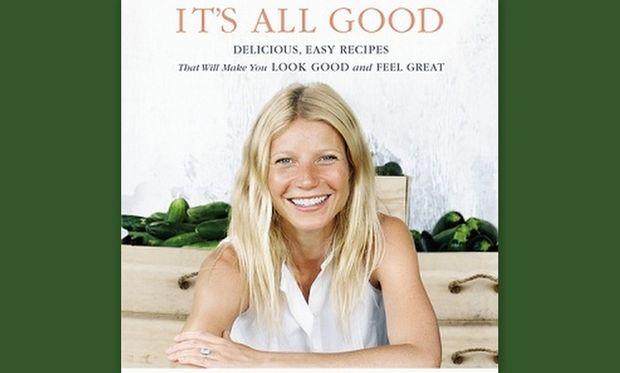 Νέο βιβλίο μαγειρικής από την Gwyneth Paltrow
