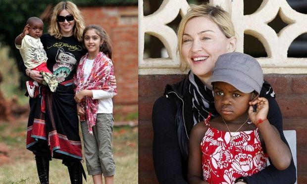 Madonna: Ταξίδεψε με τα υιοθετημένα παιδιά της στο Μαλάουι για να γνωρίσουν την πατρίδα τους!