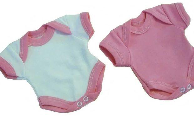 Προτιμήστε το οργανικό βαμβάκι για τα ρουχαλάκια του μωρού σας