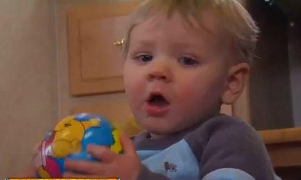 Βίντεο: Δείτε πώς ένα μωρό έσωσε την οικογένειά του με τη γέννησή του!