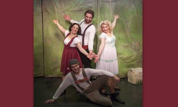 Η «Χάϊντι» της Γιοχάνα Σπίρι στο Δημοτικό Θέατρο Ηλιούπολης
