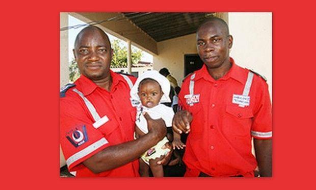 Γονείς ονόμασαν την κόρη τους με τα αρχικά του ΕΚΑΒ στη Ζιμπάμπουε!