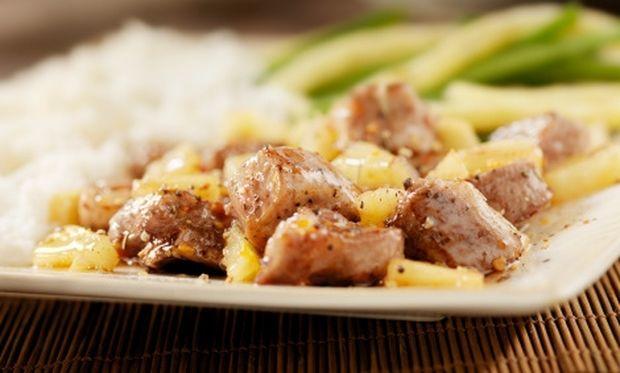 Νόστιμο χοιρινό για το Κυριακάτικο τραπέζι σας!