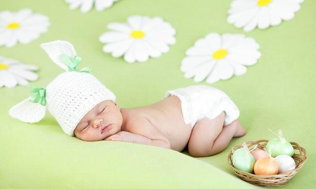 Έρχεται Πάσχα! Μπαίνουμε στο κλίμα με τα πιο γλυκά μωρά!