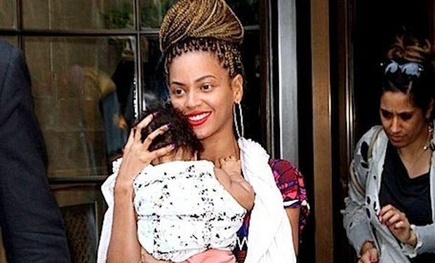 Beyonce: Λέει κάθε μέρα στην κόρη της ότι μπορεί να γίνει πρόεδρος των Ηνωμένων Πολιτειών