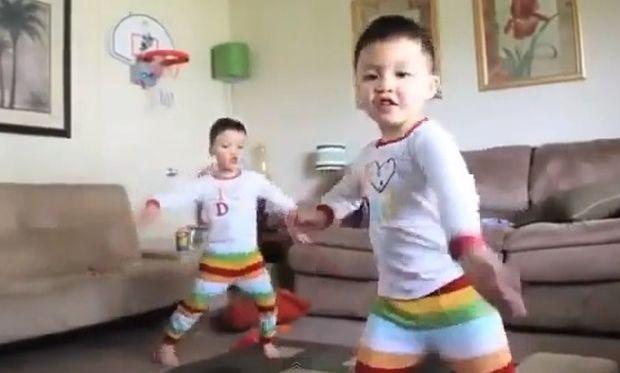 Η παιδική version του Lazy Song του Bruno Mars