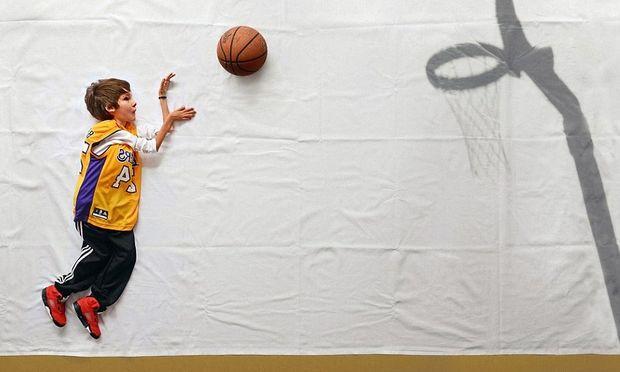 Οι απίστευτες φωτογραφίες του 12χρόνου Luka που έκαναν το όνειρό του πραγματικότητα!