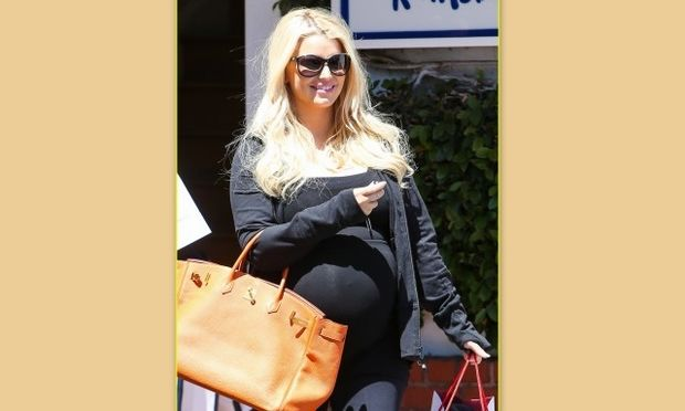 Jessica Simpson: «Είμαι τόσο ευτυχισμένη που θα κάνω γιο!»