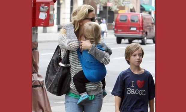 Kate Hudson: Γιόρτασε τα γενέθλιά της με τους δύο άνδρες της ζωής της!