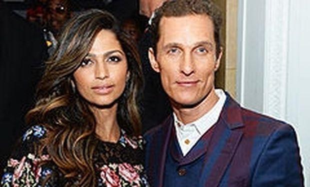 Matthew McConaughey: Του αρέσει να λέει παραμύθια στα παιδιά του