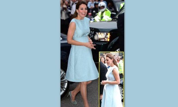 Το απόλυτο φουστάνι εγκυμοσύνης από την Kate Middleton!
