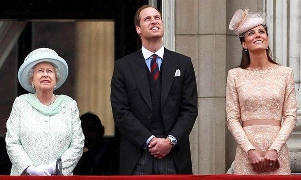 Η βασίλισσα Ελισάβετ θα περάσει νόμο ώστε η κόρη του πρίγκιπα William να γίνει βασίλισσα