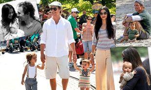 Η οικογενειακή ζωή του Matthew McConaughey σε φωτογραφίες!