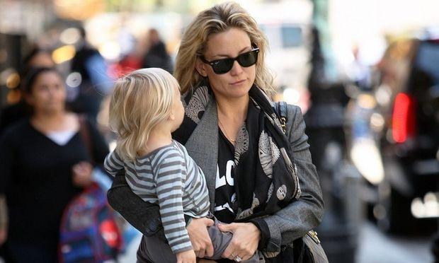 Kate Hudson: «Είναι σκληρό όταν αποχωρίζομαι την οικογένειά μου για να κάνω ταινίες» (φωτό)