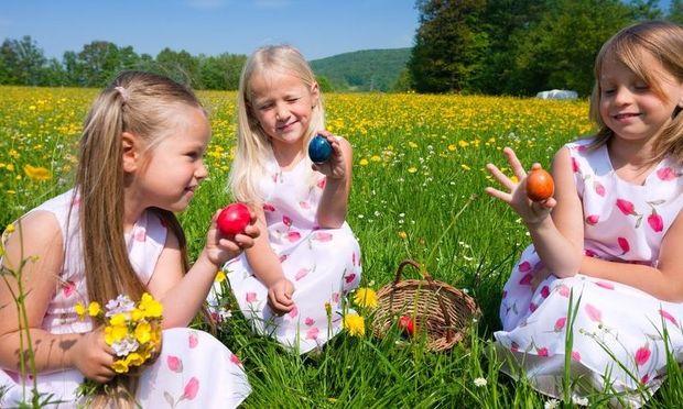 To Πάσχα κρύβει κινδύνους! Προστατέψτε τα παιδιά από ατυχήματα!