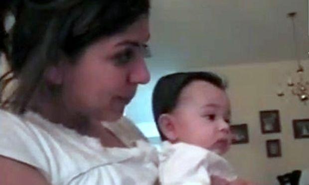 Βίντεο: Γίνεται μωρό πέντε μηνών να πει «Hello»; Και όμως γίνεται!