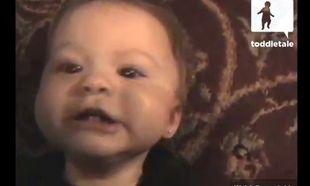 Αυτό το μωρό κάνει τους ήχους των εφέ του Εξορκιστή!