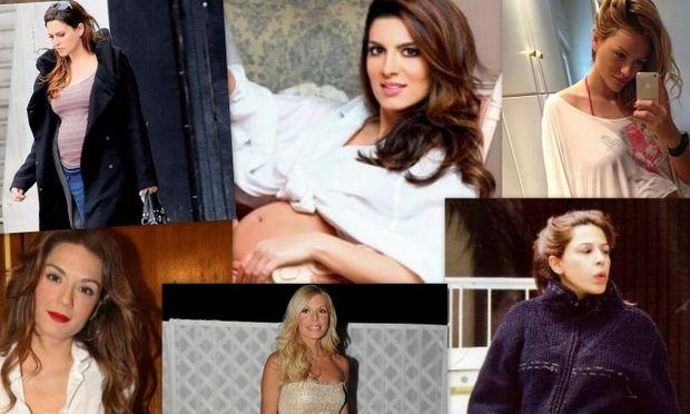 Baby Boom στην ελληνική showbiz!