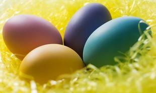 Βάψτε τα αυγά σας με χρώματα ζαχαροπλαστικής!