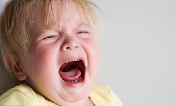 Έρευνα: Το μωρό σας ιδρώνει όταν φοβάται; Μην ανησυχείτε – όταν πάει τριών χρονών θα είναι πιο ήρεμο παιδί