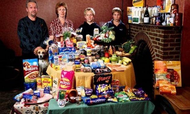 Έρευνα: Παγκόσμια έλλειψη τροφίμων!