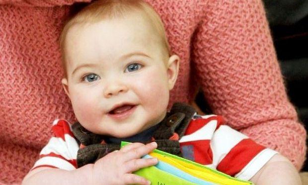 Το 9 μηνών αγοράκι που έχει τρελάνει τους γιατρούς! (φωτό)