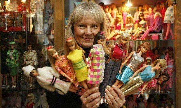 Με 15.000 Barbie, μπήκε στο ρεκόρ Γκίνες! [εικόνες-video]