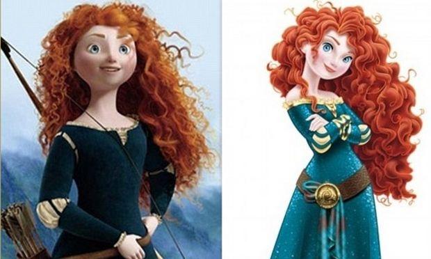 Η αλλαγή της νέας ηρωίδας της Disney, της πριγκίπισσας Merinda η οποία έχει κάνει έξαλλους τους γονείς!
