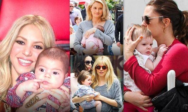 Τέσσερις διάσημες μαμάδες μιλάνε για την εμπειρία της μητρότητας