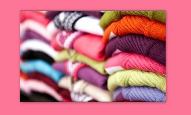 Αποθηκεύστε σωστά και χωρίς κόπο τα χειμωνιάτικα ρούχα των παιδιών!