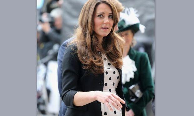 Η Kate Middleton έμαθε την ακριβή ημερομηνία της γέννας
