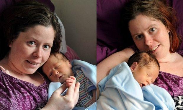 Γυναίκα ξύπνησε από κώμα, ανακάλυψε ότι ήταν 4 μηνών έγκυος και γέννησε ένα αγοράκι