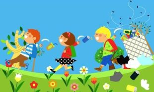 Τα παιδιά απαιτούν καθαρό περιβάλλον