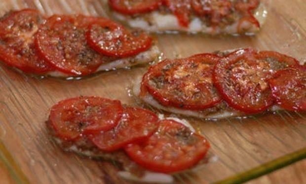 Νόστιμα μικρά ψαράκια στον φούρνο!