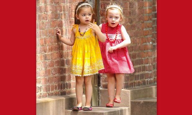 Οι δίδυμες κόρες της Sarah Jessica Parker κατακτούν τώρα και το Μανχάταν!