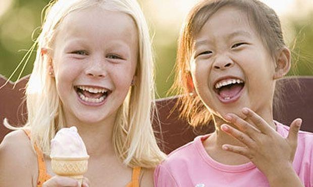 Τι είδους παγωτά να προτιμήσω για το παιδί μου;