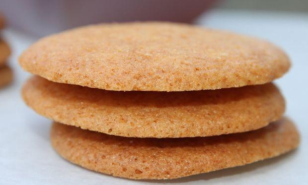 Τέλεια μπισκότα με βρώμη και μέλι!