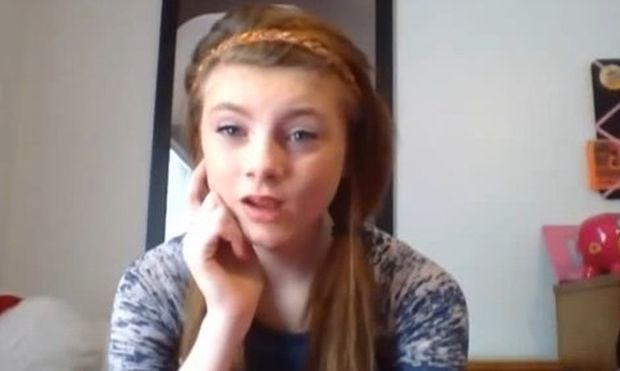 Η συγκλονιστική εξομολόγηση σε βίντεο μιας 15χρονης εγκύου!