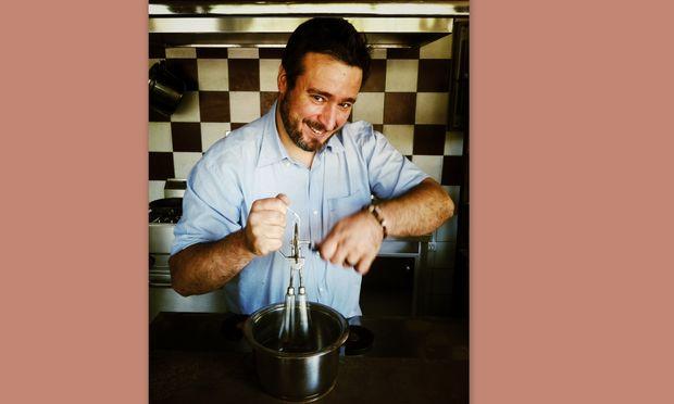Ο Master Chef Γιώργος Γεράρδος στην ομάδα του Mothersblog.gr!