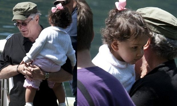 Ρόμπερτ Ντε Νίρο: Τρυφερός μπαμπάς στα 70 του χρόνια για την κόρη του Έλεν!