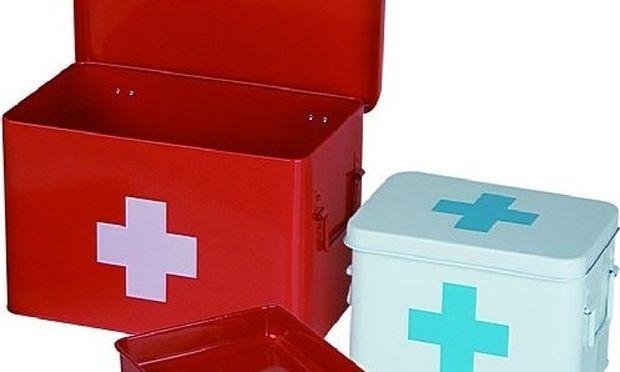 SOS: Όλα όσα πρέπει να έχουμε στο φαρμακείο του σπιτιού!