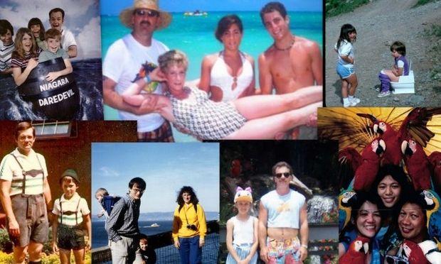 Οι πιο περίεργες οικογενειακές φωτογραφίες που έχετε δει ποτέ!