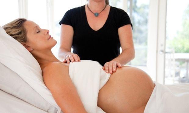 Απολαύστε το μασάζ κατά τη διάρκεια της εγκυμοσύνης σας!