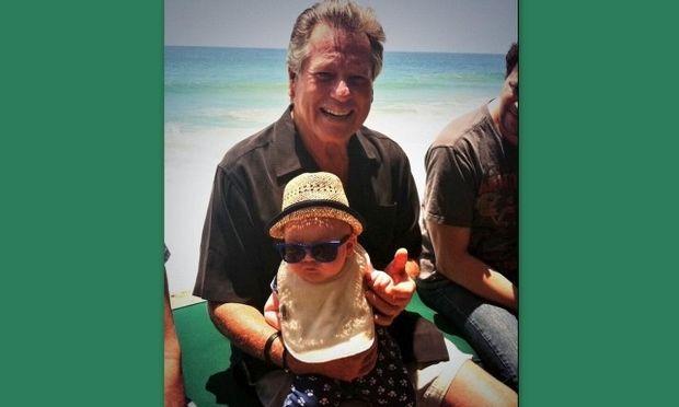 Ράιαν Ο' Νιλ: Ευτυχισμένος παππούς για τον εγγονό του!