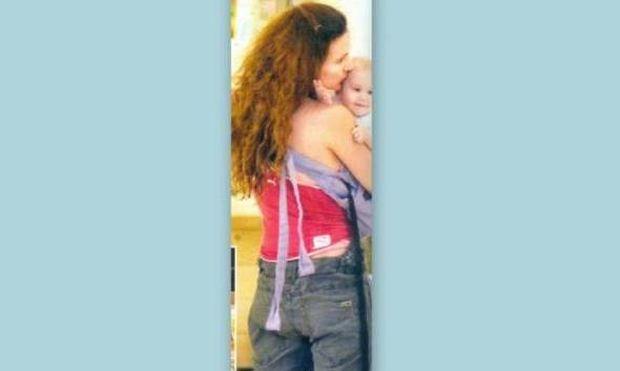 Αγγελική Λάμπρη: Η πιο τρυφερή αγκαλιά με την κόρη της