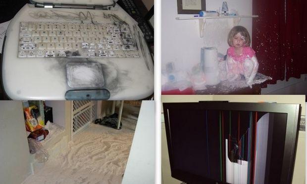 Μέχρι πού μπορεί να φτάσουν σε καταστροφές τα παιδιά σας; Δείτε τις παρακάτω φωτογραφίες και…