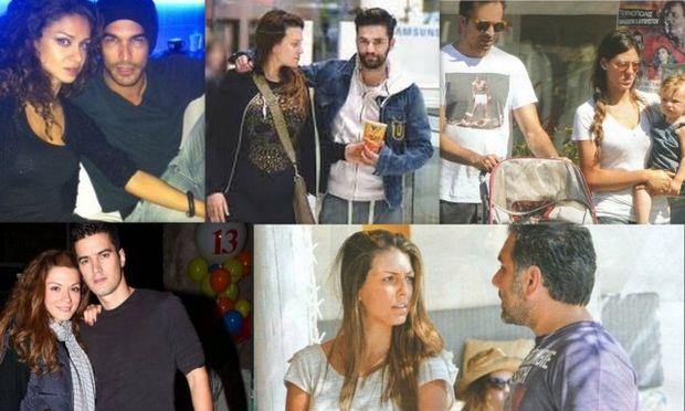 Οι μέλλοντες μπαμπάδες της ελληνικής showbiz!
